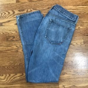 Banana Republic Light wash jeans